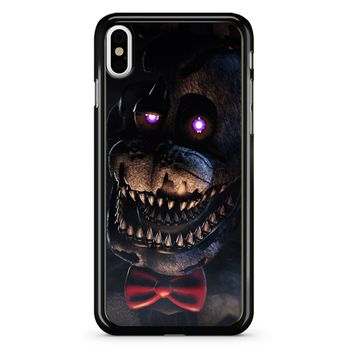 Fnaf 1 Freddy iPhone X Case