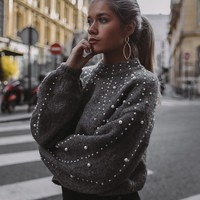 Pearl Pullover Sweater