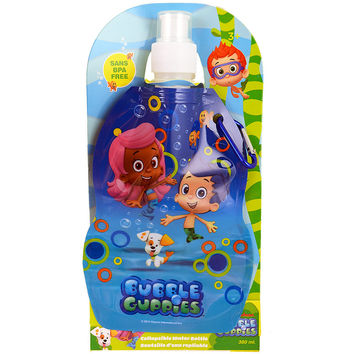 Bubble Guppies - Collapsible Water Bottle