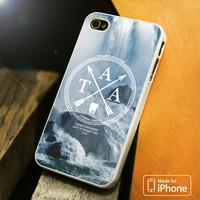 The Amity Affliction Waterfall iPhone 4 5 5C SE 6 Plus Case