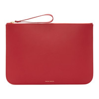 Red Large Wallet