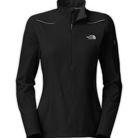 The North Face Women's Shirts & Tops Tops WOMEN'S TKA 80 1/4 ZIP