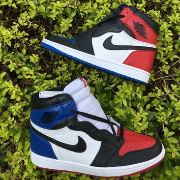 "Air Jordan 1 ""Top 3"" Men Women Sneaker size 36-47"