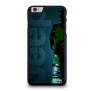 JEEP I LOVE STARRY NIGHTS iPhone 6   6S Plus Case 10141509870e