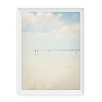 Amelia Island 2 Serene Beach // 8x10 Fine Art by YellowBrickHome