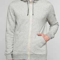BDG Gold Zip-Up Hoodie Sweatshirt