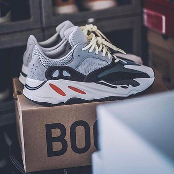 ADIDAS YEEZY 700 tide brand retro men and women models wild sports shoes 1#