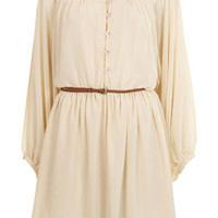 Cream Gypsy Dress - View All - Dress Shop - Miss Selfridge
