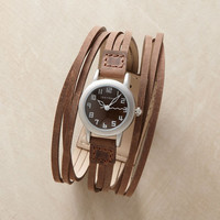 GAUCHO LEATHER WATCH