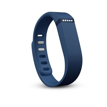 Fitbit Flex Wireless Activity + Sleep Wristband, Large Blue N/O