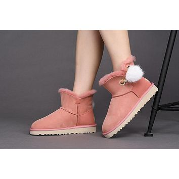 Best Deal Online Fashion UGG LIMITED EDITION CLASSICS Boots Women Shoes 1017501
