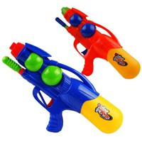 Whole Kids Toy Gun Summer Water Squirt Gun Children Beach Water Gun Outdoor Beach Swimming Pool Airsoft Pistol Gun Toy VE0075