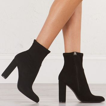 STEVE MADDEN EDIT ANKLE BOOTIES - What's New