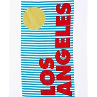 of Los Angeles L.A. Beach Towel