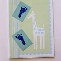 Baby Shower/Baby Announcement cards by p4pministry on Etsy