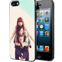 Doctor Who Matt Smith and Clara11th D Samsung Galaxy S3 S4 S5 Note 3 , iPhone 4(S) 5(S) 5c 6 Plus , iPod 4 5 case