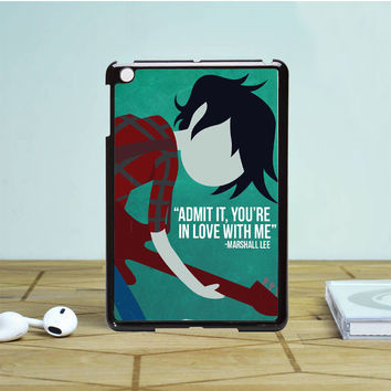 Adventure Time Marshall Lee IPad Mini 1 2 Case Auroid