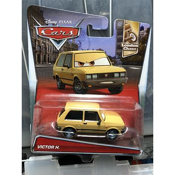 Disney Cars  Diecast 1:55 Scale London Chase Victor H.