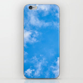Summer Clouds iPhone & iPod Skin by ARTPICS