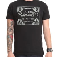 My Chemical Romance Spirit Board T-Shirt