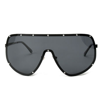 Karlisa Oversized Sunglasses