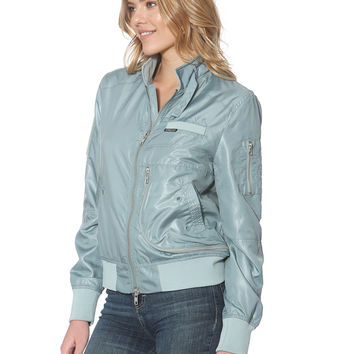 Women's Helix Iconic Racer Jacket – Members Only® Official