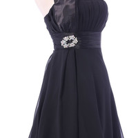 2015 Knee Length Party Dress Homecoming Bridesmaid Cocktail Prom Gowns