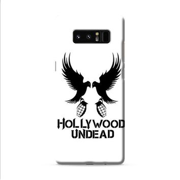 Hollywood Undead Couple Bird Samsung Galaxy Note 8 case