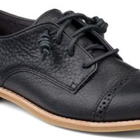 Sperry Top-Sider Bedford Oxford Black, Size 5.5M  Women's Shoes