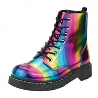Rainbow 7 Eye | COMBAT BOOT