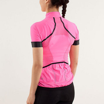 paceline jersey | women's tops | lululemon athletica