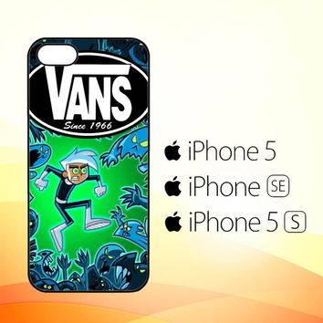 chibi danny phantom VANS W3098  iPhone 5|5S|SE Case
