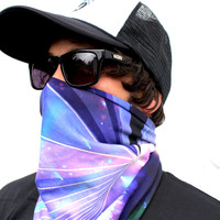 The Oversized Galactic Rave Bandana