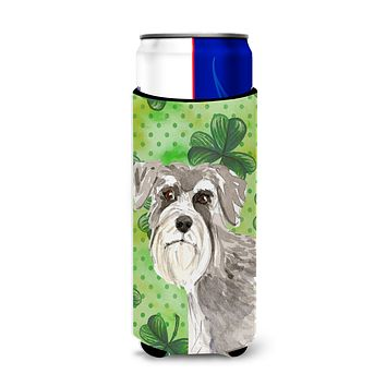 Shamrocks Schnauzer #1 Michelob Ultra Hugger for slim cans CK1792MUK
