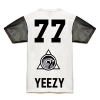 "77 YEEZY "" W and B """