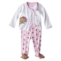 Just One You Made By Carter's Baby Girls' Infant 3pc Set Pink