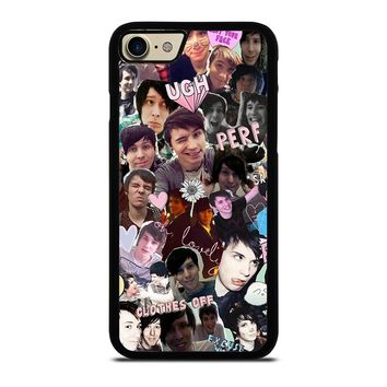 COLLAGE DAN AND PHIL iPhone 7 Case Cover
