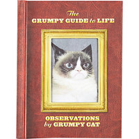 River Island Womens Grumpy cat guide to life book