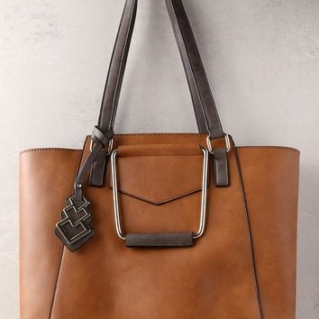 Standard of Excellence Brown Tote