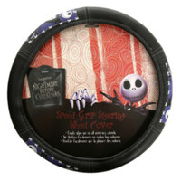 The Nightmare Before Christmas Jack Steering Wheel Cover