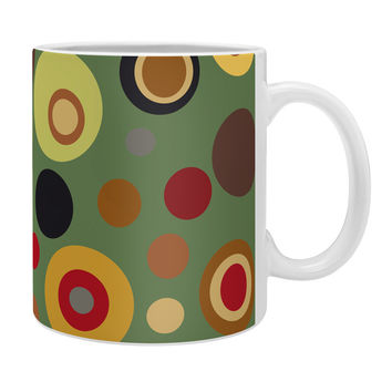Viviana Gonzalez Vintage Colorplay 2 Coffee Mug