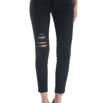 Released Hem Skinny