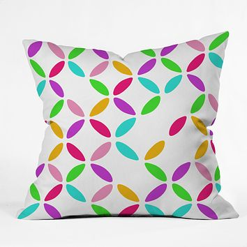 Aimee St Hill Colour Block Throw Pillow
