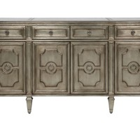 Palais 4 Door Buffet | Cabinets & Chests | Living Room | Furniture | Z Gallerie