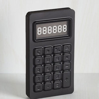 Nifty Nerd Can't Tech This Notebook in Calculator by ModCloth