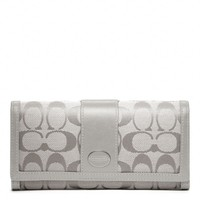 Coach :: Legacy Signature Slim Envelope