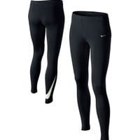 Nike Girls' Leg-A-See Swoosh Tights | DICK'S Sporting Goods
