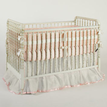 Sumptuous Silk Baby Bedding