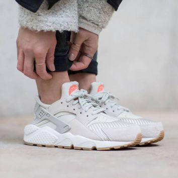 Nike Wmns Air Huarache Run TXT (Light Bone / Light Bone)