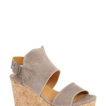 "Women's Coclico 'Molly' Cork Platform Wedge Sandal, 2 3/4"" heel"